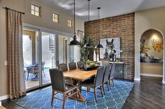 Industrial style din