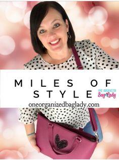 Wear it as a crossbody or carry it on your arm. #oneorganizedbaglady #thirtyonegifts #thirtyone #pursesandhandbags #purses