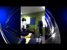 13 Year-Old Girl Fights Male Teacher In Oakland Middle School!