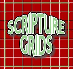 Scripture Grids: A Super Bible School Activity for Elementary Kids - The Scripture Lady. Creative Resources to Help You Share the Bible with Children. Bible Verses For Kids, Bible Study For Kids, Bible Lessons For Kids, Kids Bible, Kids Sunday School Lessons, Sunday School Activities, School Ideas, Bible Games, Bible Activities