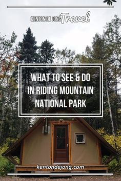 What to See and Do in Riding Mountain National Park · Kenton de Jong Travel - There is a change in the air. T-shirts are being replaced by bunny hugs and coffees are being replaced by pumpkin spice lattes. For a few weeks, th. Travel Advice, Travel Guides, Travel Tips, Travel Destinations, Riding Mountain National Park, Asia, Canadian Travel, Park Around, Us National Parks