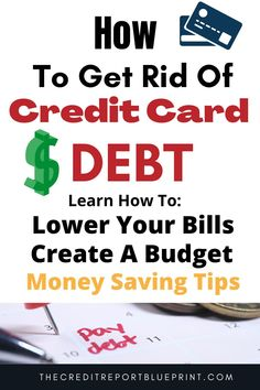 The average American has $5,313 in credit card debt. Learn how to get rid of your credit card debt, create a budget, lower your bills and save money #budget #createabudget #creditcarddebt #debt #lowerdebt #creditcards #lowerbills Budget Envelopes, Cash Envelopes, Frugal Meals, Frugal Tips, Money Saving Challenge, Money Saving Tips, Money Envelope System, David Ramsey, Credit Card Hacks