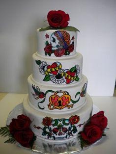 Unique Tattoo Wedding Theme Ideas