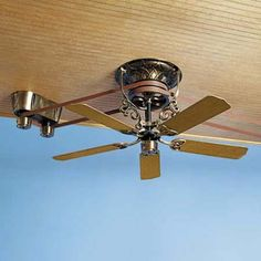 1000 images about ceiling fan on pinterest ceiling fans belt driven ceiling fans and fans - Ceiling fan pulley system ...