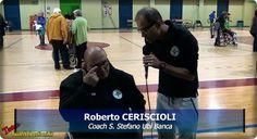 "INTERVISTA AL COACH ROBERTO CERISCIOLI SANTO STEFANO UBI BANCA – Serie ""A"" http://www.twinssebastiani.it/article.php?section=sport&id=2652"