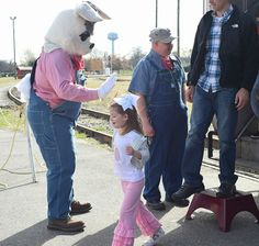 Easter Bunny Express 2015