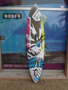 planche de windsurf occasion Fanatic Twinser 79L 2011