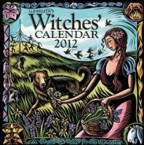 Llewellyn's 2012 Witches' Calendar (Annuals - Witches' Calendar)  By Llewellyn