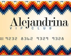 "Check out new work on my @Behance portfolio: ""Tarjetas de clientas para Alejandrina"" http://be.net/gallery/31334289/Tarjetas-de-clientas-para-Alejandrina"