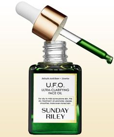Meet the Out of This World Clarifying Oil That Conquers Clogged Pores | from InStyle.com