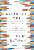 """Breaking Out: How to Build Influence in a World of Competing Ideas ○ """"will get you started on the journey to idea entrepreneurship"""" ○ #Books #InvestInYourEducation"""