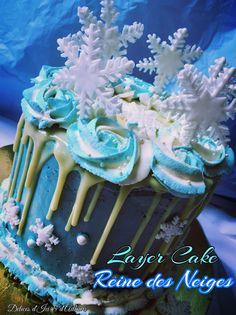 ¨o¨ Layer Cake Reine des Neiges  ¨o¨