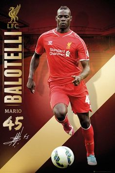 Mario Balotelli - Liverpool Football Club - worth the wait. Hope he plays against Besiktas. Got tickets