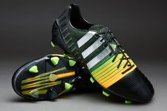Adidas NitroCharge 2nd generation quick review!
