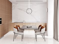 SAND FLAT on Behance Lounge Design, Dining Room Design, Bed Designs With Storage, Rooms Ideas, Small Floor Plans, Piece A Vivre, Dining Table Chairs, White Dinning Chairs, Wood Interiors