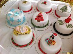 d20cd779efb Mini Chocolate Mud Christmas Cakes