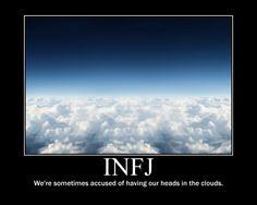 Infj mysterious