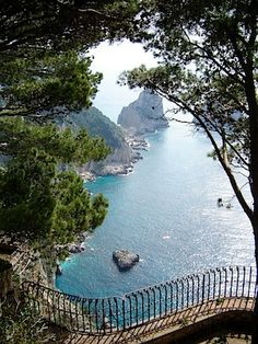 Capri, one of the most beautiful places I've ever seen in person!