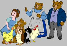 The cast of Little Bear! Have a lot of memories of this show and watching it with my mom. Can't say it has aged very well. I still see it on TV really late / early in the mornings sometimes and it just isn't exactly what I remember... haha