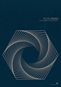Futurism - An Odyssey in Continuity #13 by simoncpage, via Flickr