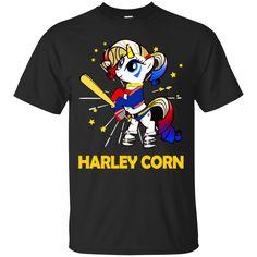 Unicorn Shirts Harley Quinn Suicide Squad Unicorn T shirts Hoodies Sweatshirts