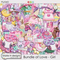 Bundle of Love Girl Kit