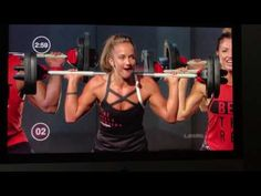 BodyPump 100 Squat Track - YouTube