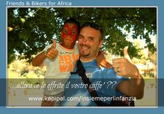 Friends and Bikers for Africa