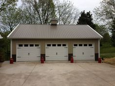 30x35x10 Garage www.nationalbarn.com