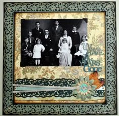 Where have the Years Gone   The Crafty Power Blog