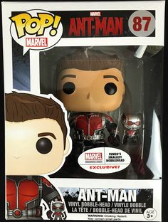 Marvel Collector Corps Ant-Man Box (What Was Everyone Complaining About? Marvel Collector Corps, The Collector, Bobble Head, Funko Pop, Mickey Mouse, Disney Characters, Mini, Box, Gifts