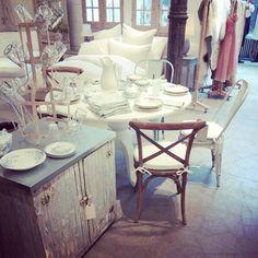 Rachel Ashwell's NY shop.