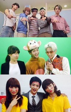 SHINee give a peek at their hilarious transformations for 'SNL Korea' | allkpop