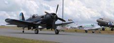 Honduran Corsair F-4U. Major Soto, Corsair nr. 609 is now a National Monument in their Aviation Museum at Toncontin AFB.