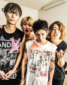 one ok rock taka hairstyle One Ok Rock, Takahiro Moriuchi, Saitama Super Arena, Pop Rocks, Visual Kei, Twenty One Pilots, Live Action, Rock Bands, Hairstyle