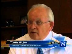 Trust Tommy Wilson Motors if you're in the market for a used car, Channel 8 news turned to Tommy Wilson himself for tips on avoiding driving away with a junker.