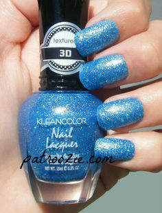 Skinny Jeans KleanColor Textured Nail Lacquer 350