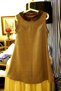My second dress, Mary I.