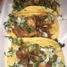 Tripas tacos : ) so good!