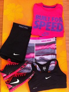 Want these workout clothes!!