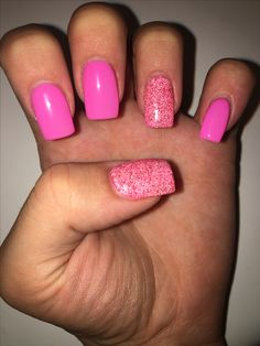 Love love love my new summer nails