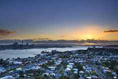 Auckland - place I lived for eight months ! <3
