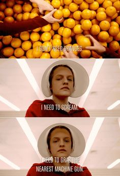 TVShow Time - The Handmaid's Tale S01E01 - Offred