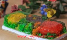 GriYa Foods: Belajar Pudding Art di Pekanbaru Birday Cake, Sushi, Watermelon, Cake Decorating, Pudding, Fruit, Ethnic Recipes, Foods, Decoration
