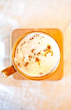 Pumpkin Spice Latte Perfection - Delicious recipe just in time for the cooler weather! #Cozy #Autumn #Amazing