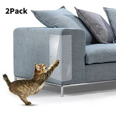 Cat Scratch Deterrent Pad,Protect Your Furniture from Dog//Cat Claws Door Shield Set of 4 Magical-secrets-UK Anti-Scratch Furniture Protectors Cat-Proof Couch Guard