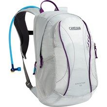 CamelBak Day Star Hydration Pack - 2L Reservoir (For Women) in Mirage Gray/Imperial Purple - Closeouts