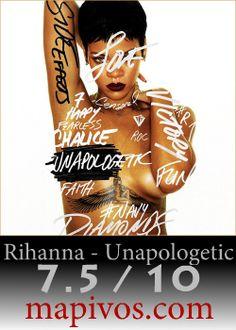 Album Review: Rihanna - Unapologetic #music