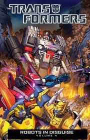 Robots in Disguise Volume 4