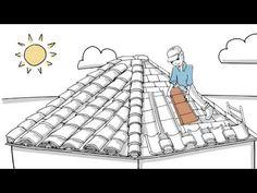ARTEZANOS HYBRID BARREL TILE ROOF SYSTEM - YouTube